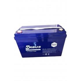 ORBUS 100 Ah 12 V Carbon Jel Akü - ARS-ORB100