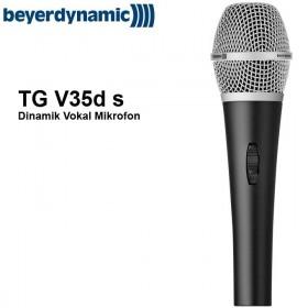 Beyerdynamic TG V35d S Dinamik Vokal Mikrofon