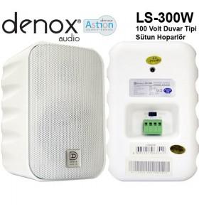 Denox Astron LS 300W Duvar Hoparlör 100 Volt