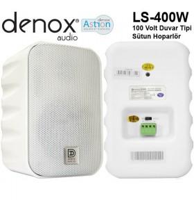 Denox Astron LS 400W Duvar Hoparlör 100 Volt