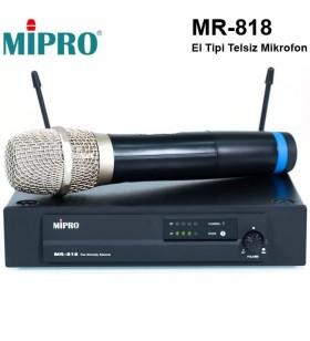 Mipro MR-818 Telsiz EL Mikrofonu