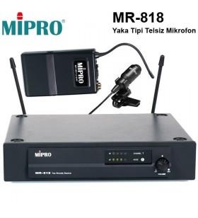 Mipro MR-818 Yaka Mikrofonu