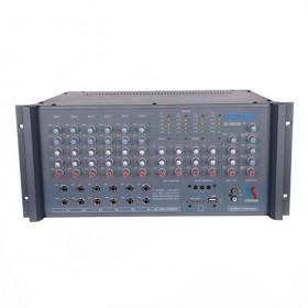 Startech Quadro Q6 / 1200 Watt Usb Stereo Power Mixer