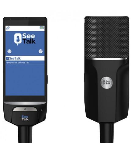 SeeTalk Yeni Nesil Akıllı Konuşma Teknolojisi